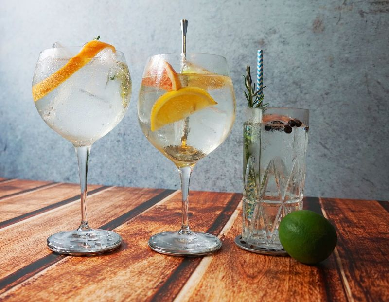 5 Places for the Best Gin Tasting Bath 2020