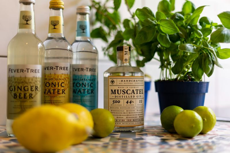 6 Places for the Best Gin Tasting Cardiff 2020