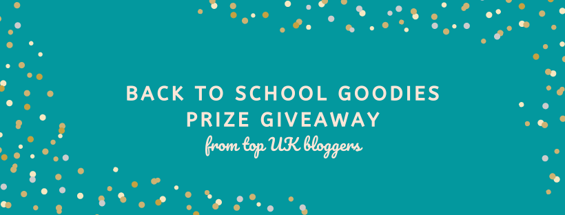 The Back to School Prize Giveaway